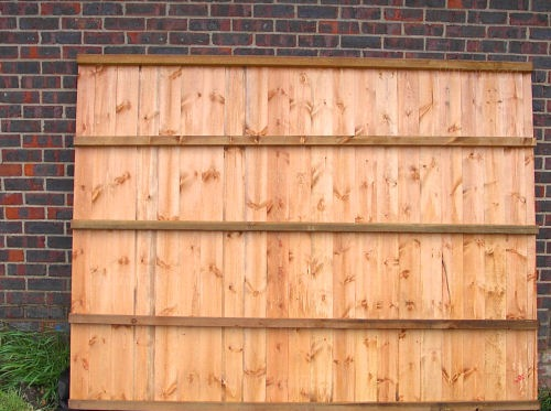 SHEDS - Restricted access for large panels