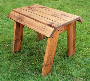 GARDEN FURNITURE - Footstool