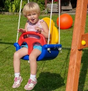 OUTDOOR PLAY xx - Swing seats