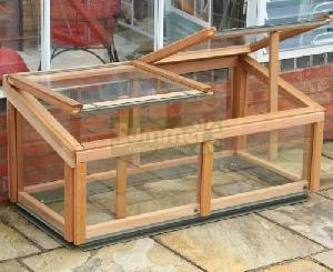 GREENHOUSES - Cedar cold frames
