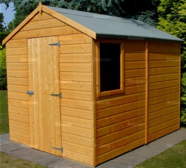 Apex Shed 072 - Shiplap