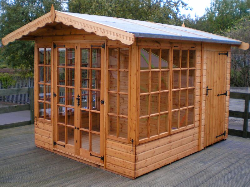 Georgian Apex Summerhouse 695 - Two Rooms
