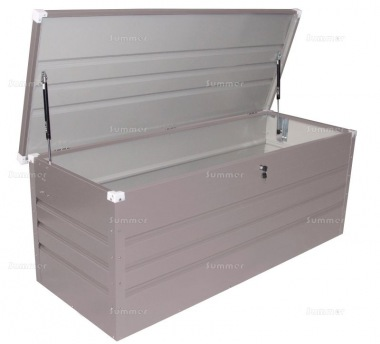 Metal Storage Chest 406 - Low Maintenance, Galvanized Steel