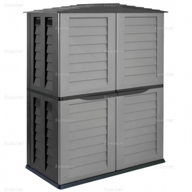 Low Maintenance Plastic Storage Shed 461