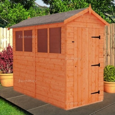 Apex Shed 043 - 3-5 Day Delivery, Many Possible Designs