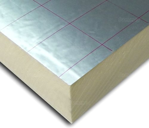 LOG CABINS - Roof Insulation - Roof insulation kit, 50mm thick to suit cedar shingles or steel tiles